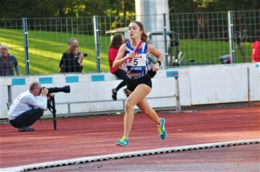 L'interview confinée de… Héloïse Chédin (400m haies)
